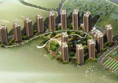 重庆市大渡口公租房b组团一标段